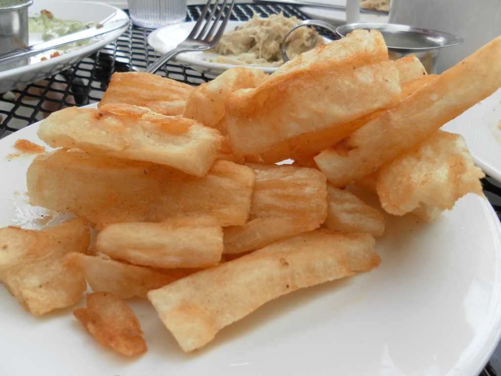 Yuca Fries Yuca fries