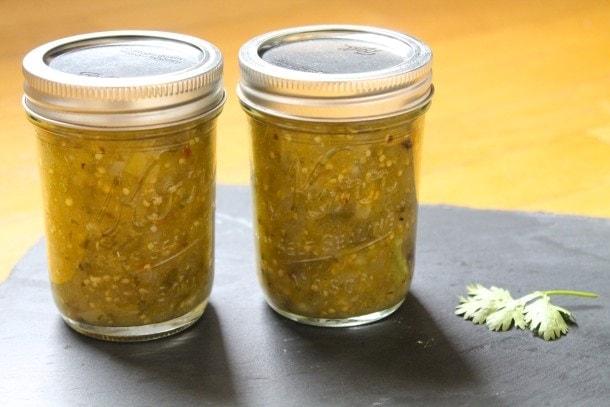 Tomatillo Salsa Verde • HeartBeet Kitchen