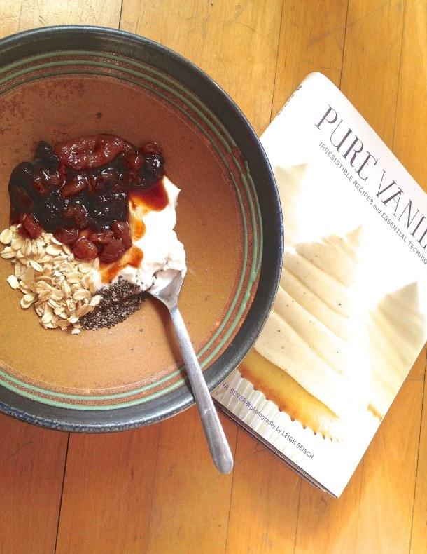 Vanilla Bean Stewed Fruit | heartbeet kitchen
