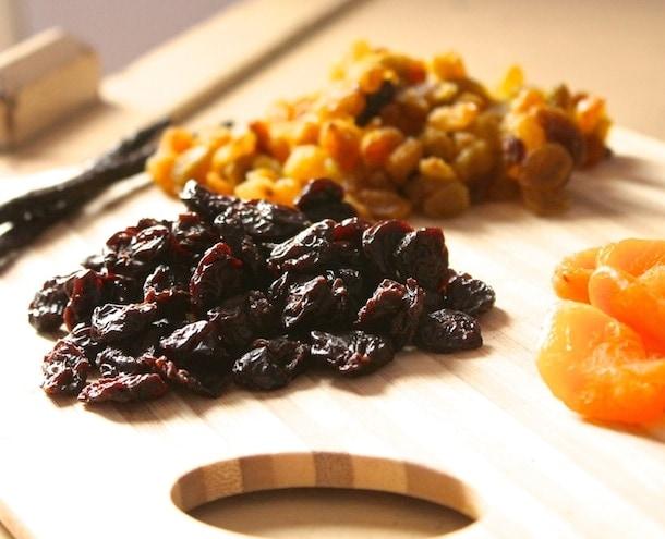 Vanilla Bean Stewed Fruit