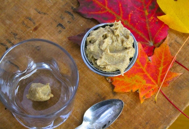 Vanillla Bean Butter