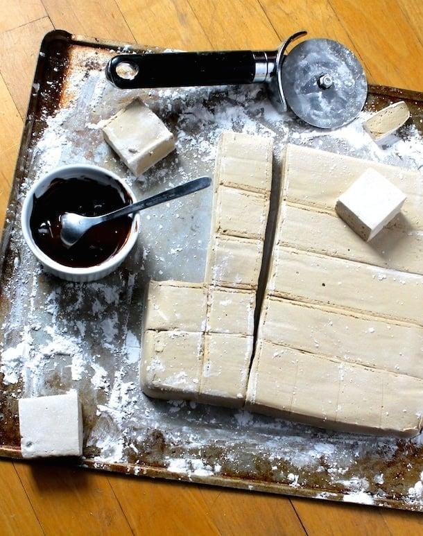 homemade espresso marshmallows | heartbeet kitchen