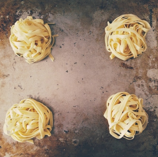 Gluten-Free Fresh Pasta {plus a Giveaway!}