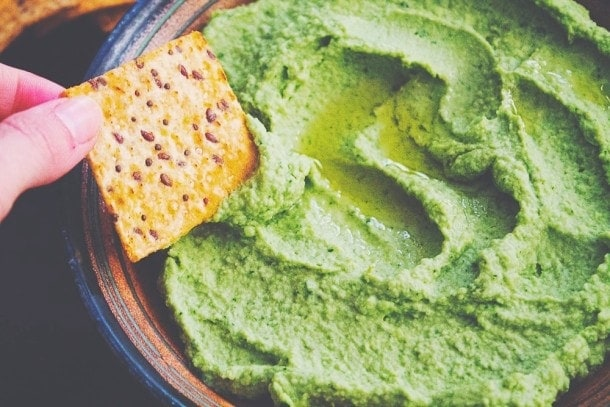 hip green dip! @ heartbeet kitchen