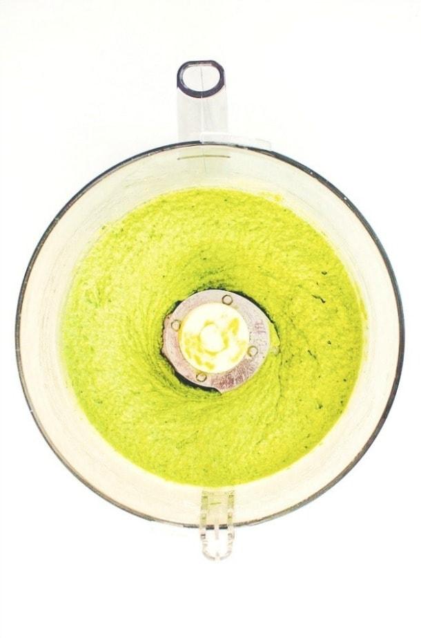 Hip Green Dip! Avocado, Edamame & White Beans