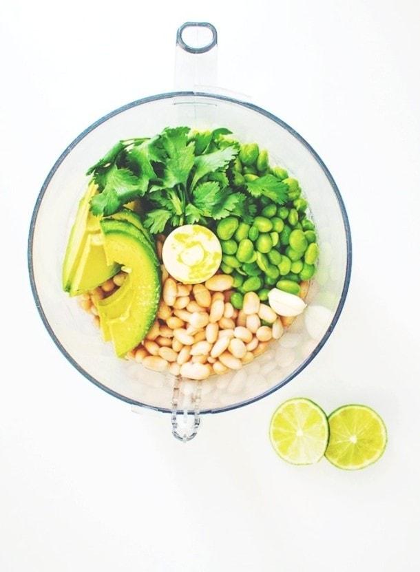 Hip Green Dip #glutenfree #vegan