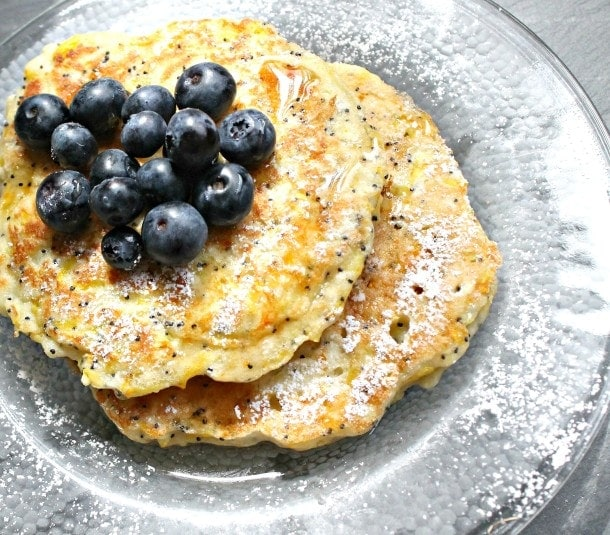 Pancakes from Smitten with Squash // heartbeet kitchen