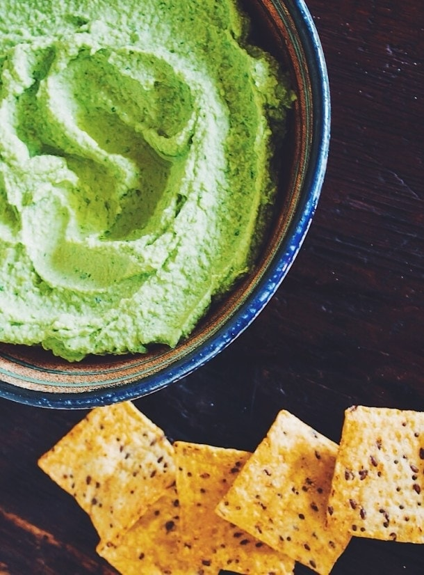 Hip Green Dip | heartbeet kitchen