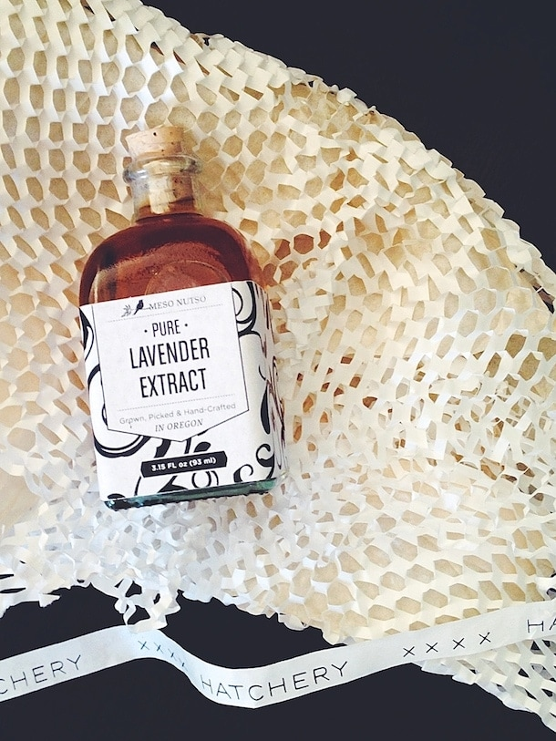 pure lavender extract | the hatchery