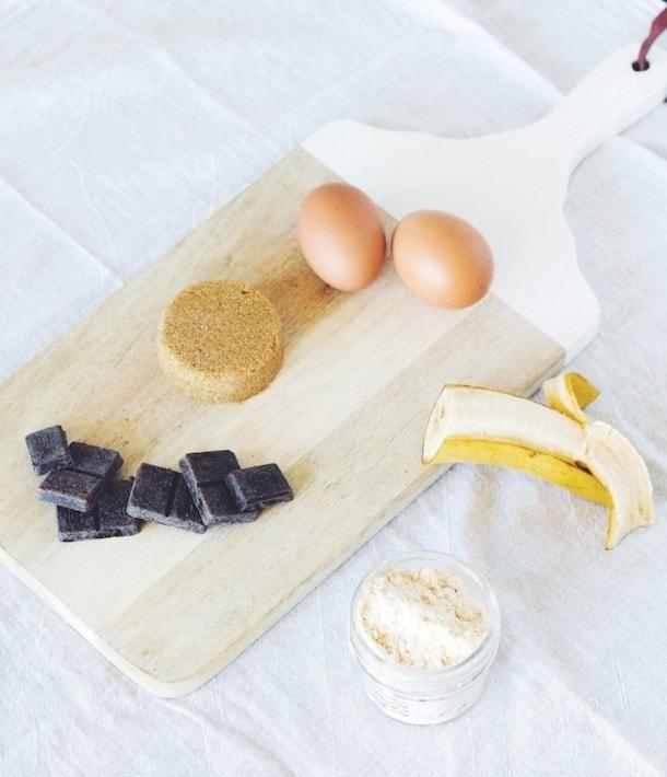 Coconut Chocolate Chip Blondies