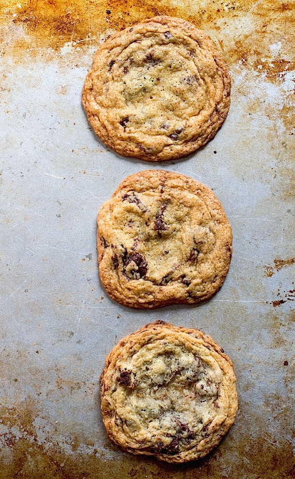 Best Gluten-Free Chocolate Chip Cookies | heartbeet kitchen
