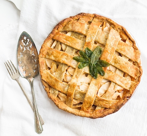 Gluten-Free Apple Pie | heartbeet kitchen