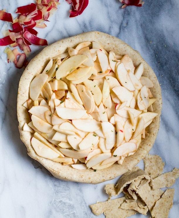 Gluten-Free Apple Pie | heartbeet kitchen