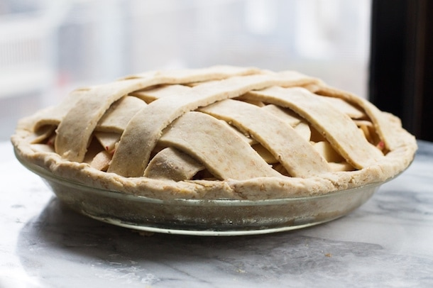 Gluten-Free Apple Pie with Step by Step Crust Tutorial