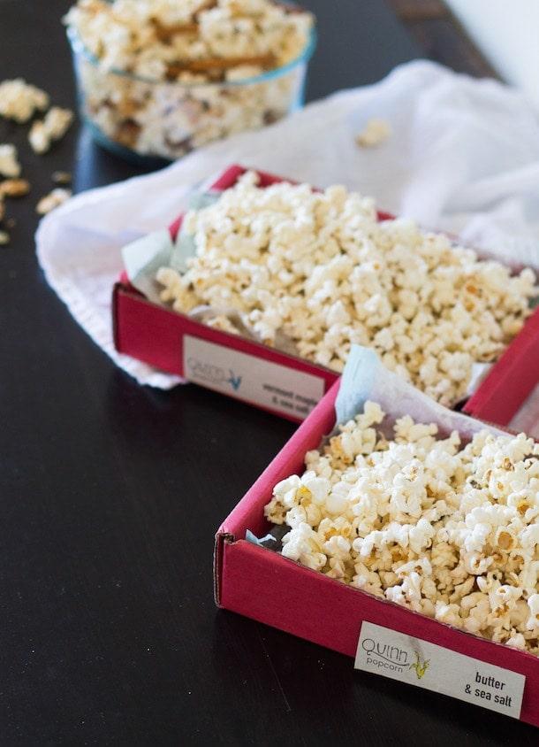 Quinn Popcorn Party