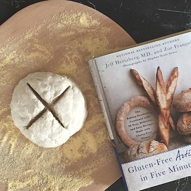 Gluten-Free Artisan Bread in Five Minutes a Day | Zoe Francois & Jeff Hertzberg