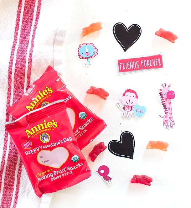 Spread the love with Annie's Organic Fruit Snacks