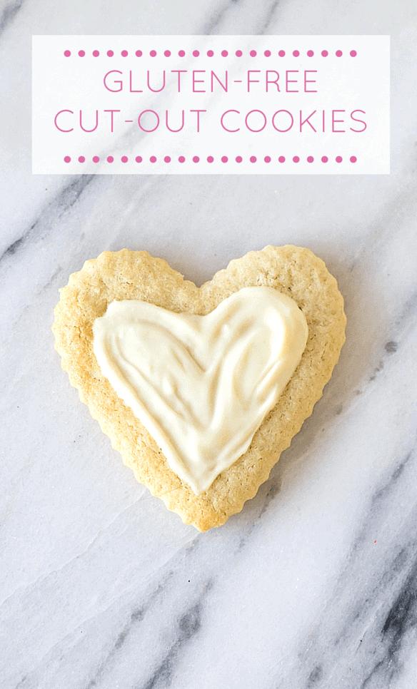 Gluten-Free Cut-Out Sugar Cookies | heartbeet kitchen