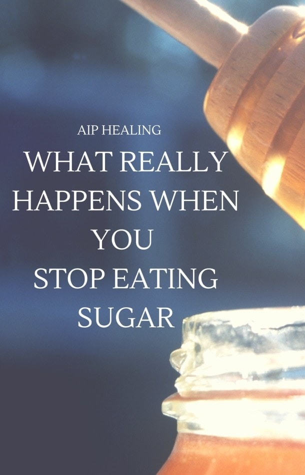 how to stop eating sugar for good