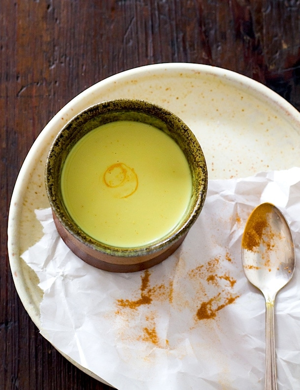 Soothing Turmeric Milk (aip, paleo)