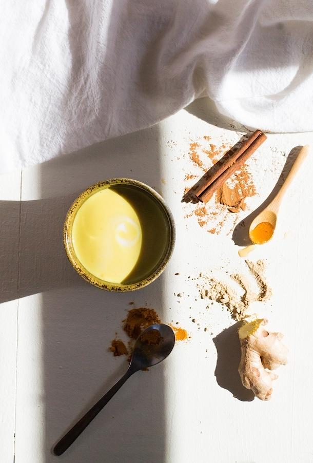 Soothing Turmeric Milk + Beginning My AIP Healing Journey
