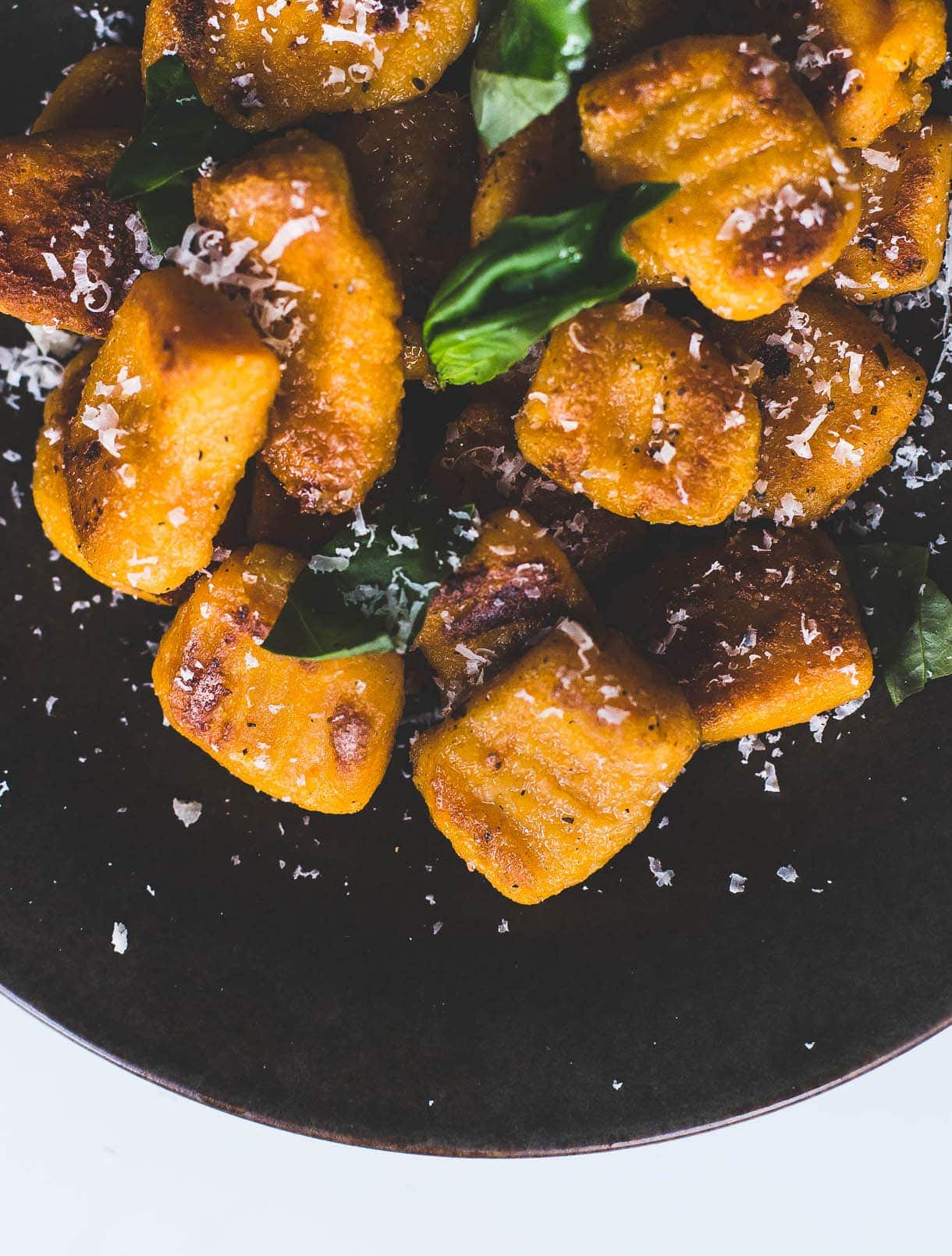 5 Ingredient Gluten-Free & Vegan Sweet Potato Gnocchi