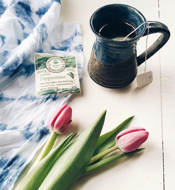 Best AIP Snacks: Traditional Medicinals Tea
