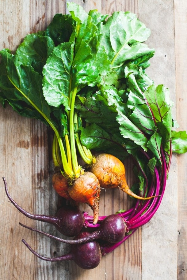 Beautiful Beets ~ via heartbeet kitchen blog