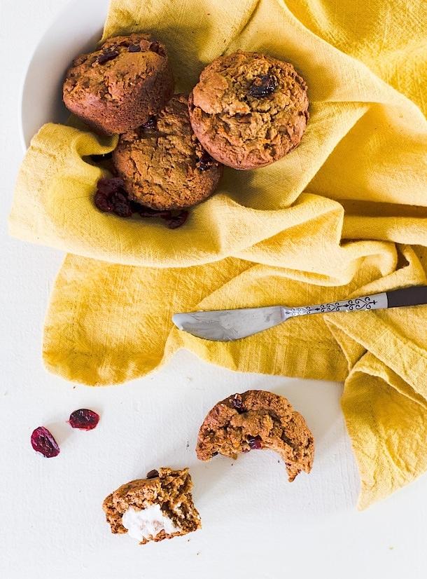 Morning Glory Muffins {via heartbeetkitchen blog}