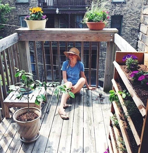 Vertical Gardening ~ how to