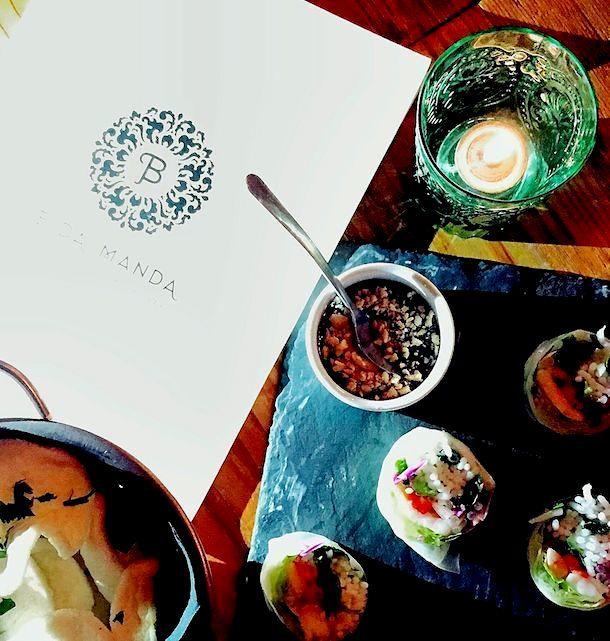 Laotian Food at Bida Manda restaurant ~ Raleigh, NC