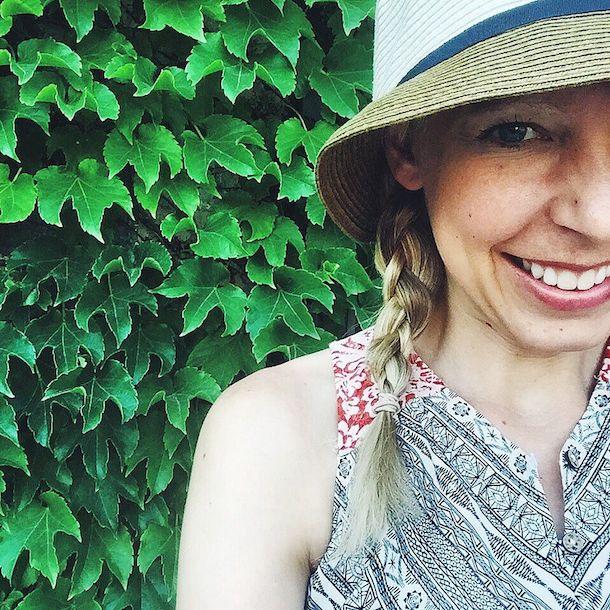 Amanda ~ of the Heartbeet Kitchen blog