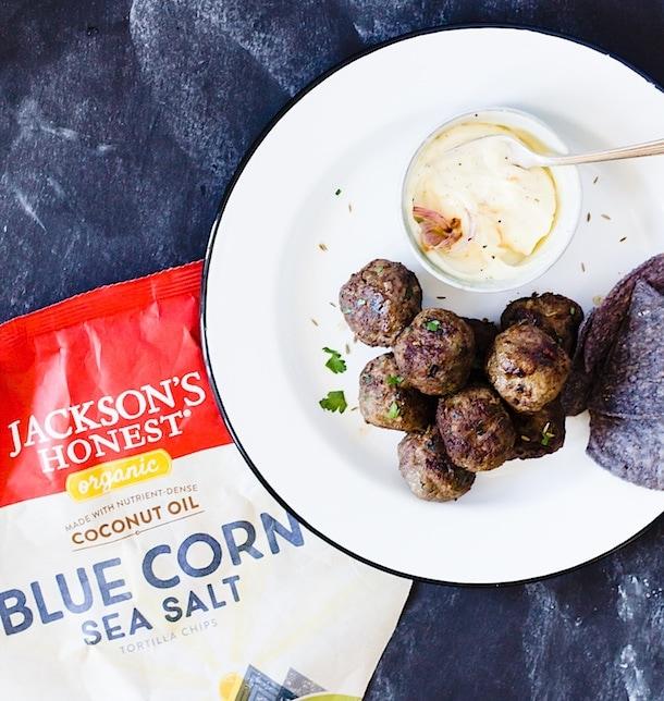 Cumin Spiced Meatballs!