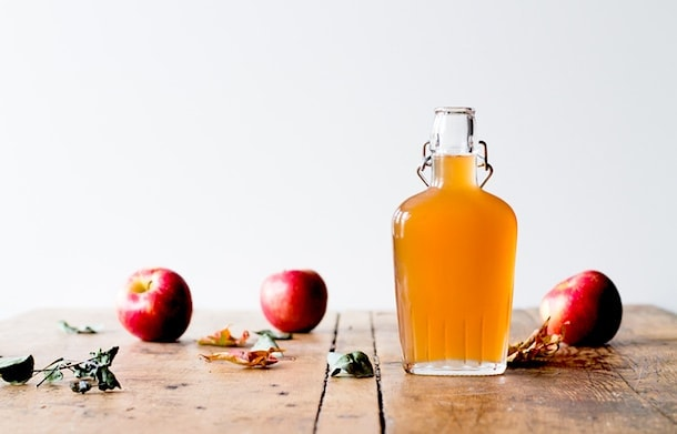 Apple Shrub recipe {with step-by-step instructions}