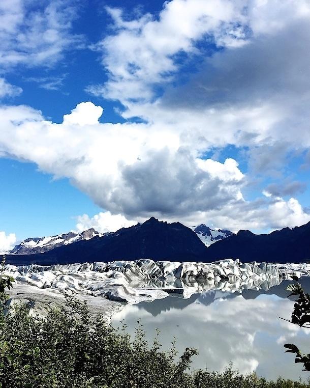 Sheridan Glacier, Cordova Alaska