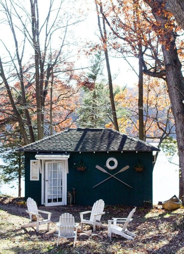 Camp Wandawega main