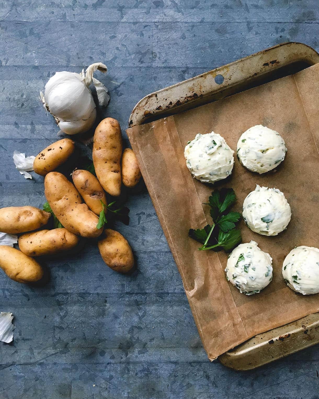 Herb Garlic Butter