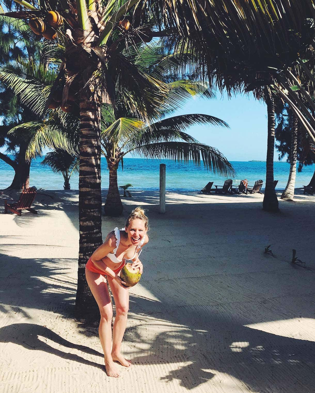 Maya Beach {Placencia, Belize}