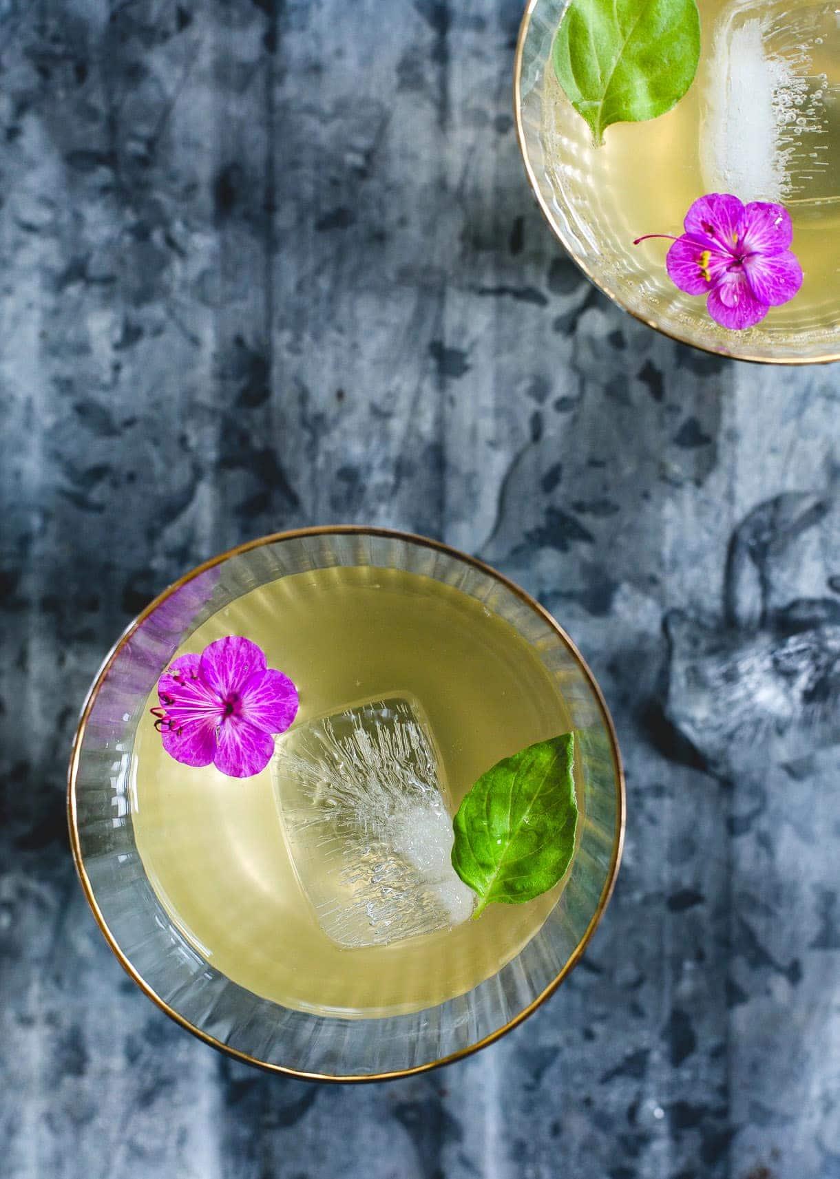 Summer Lovin' Kombucha Cocktail