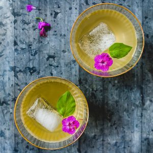 Kombucha Cocktail Featured
