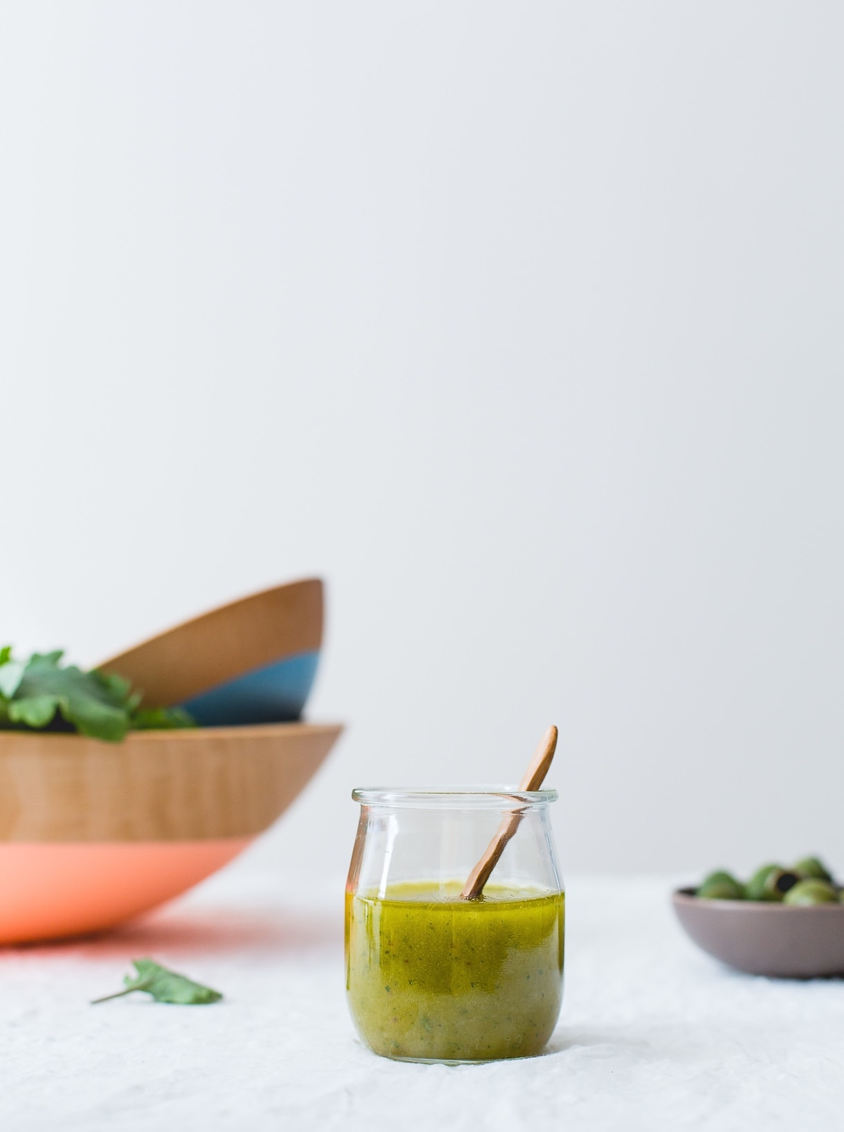 Everyday Shallot Vinaigrette
