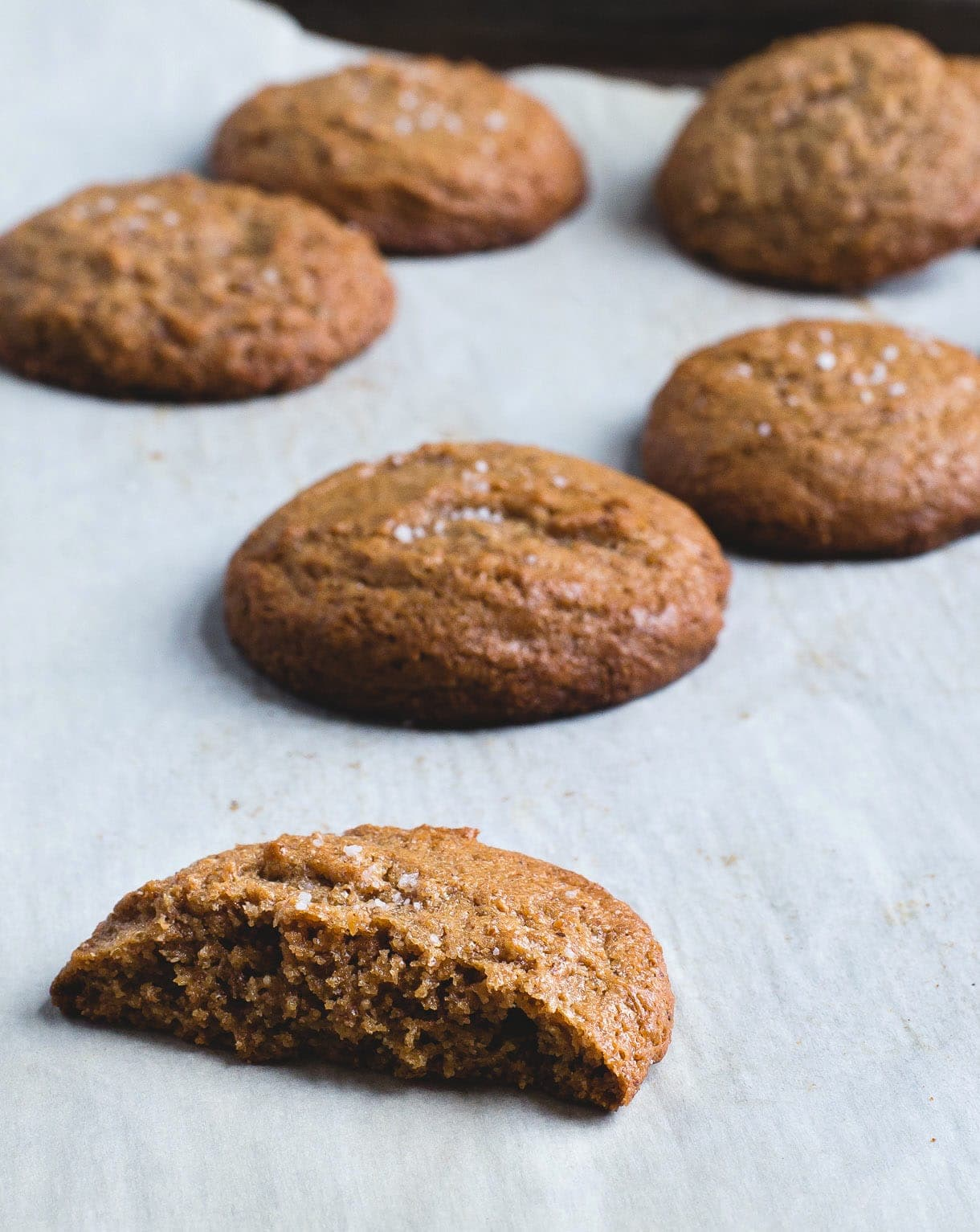 Incredible Flourless Almond Butter Cookies {heartbeet kitchen blog}