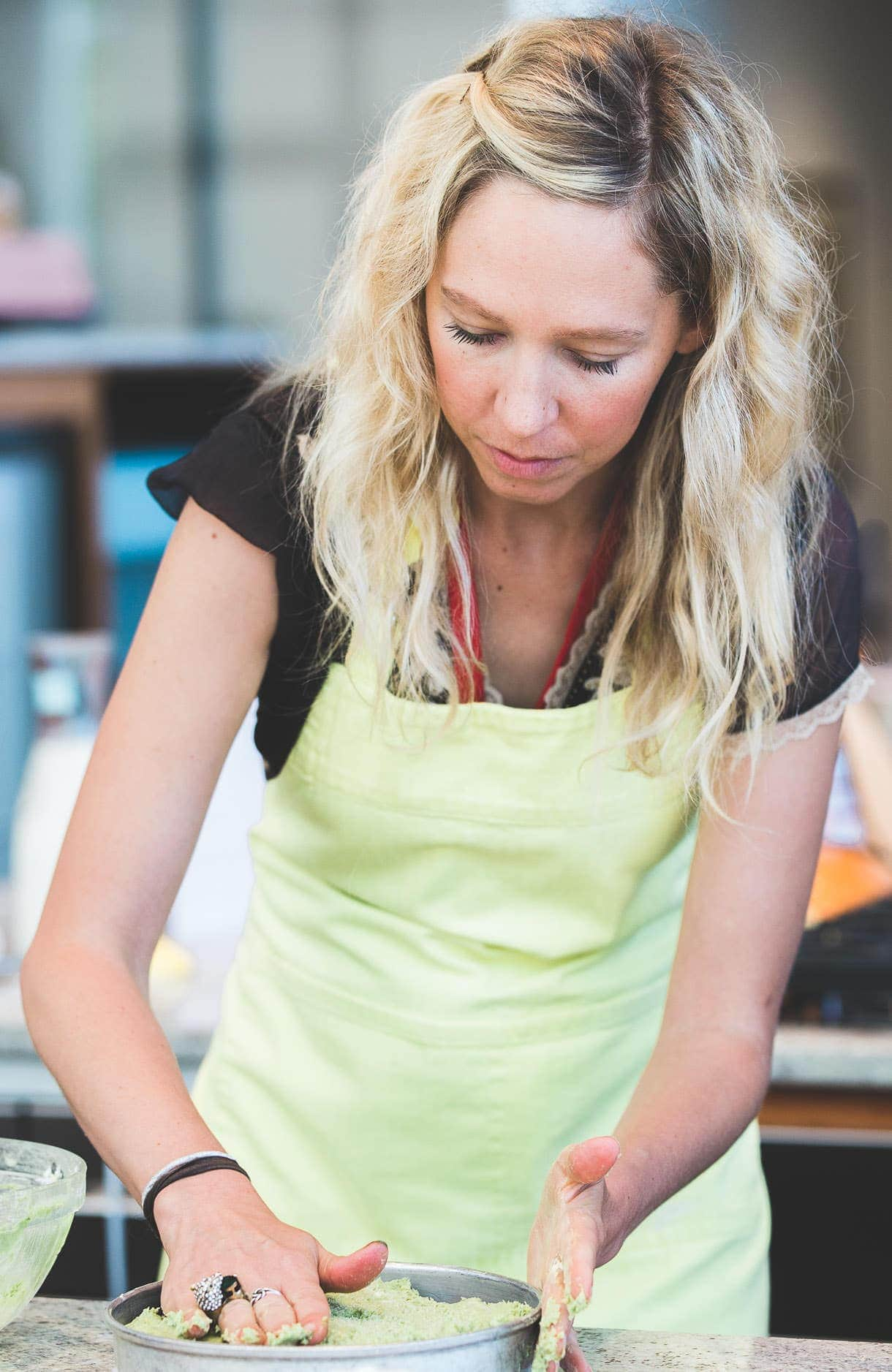 Amanda Paa, of Heartbeet Kitchen