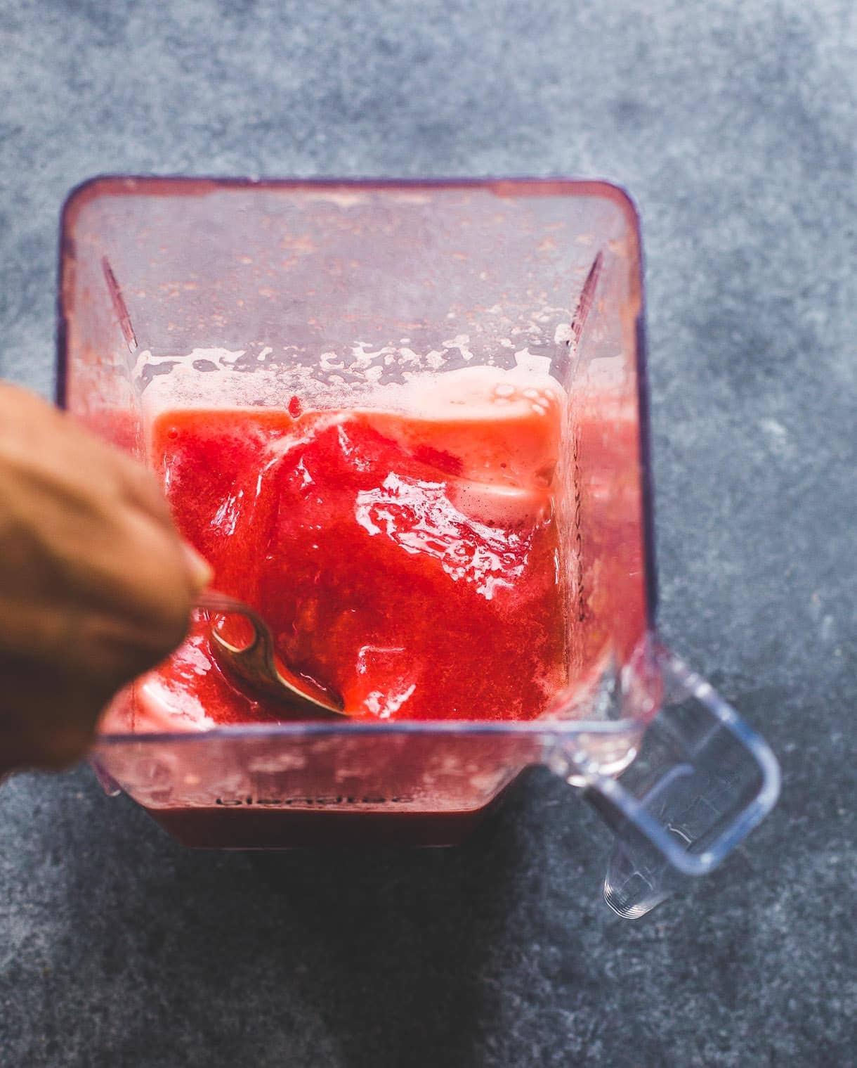 Watermelon Shrub recipe