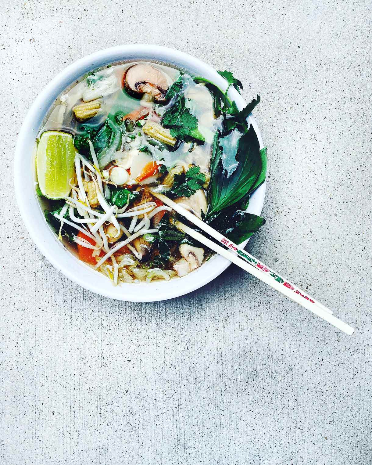 Mai Lee - Veggie Pho {St .Louis}