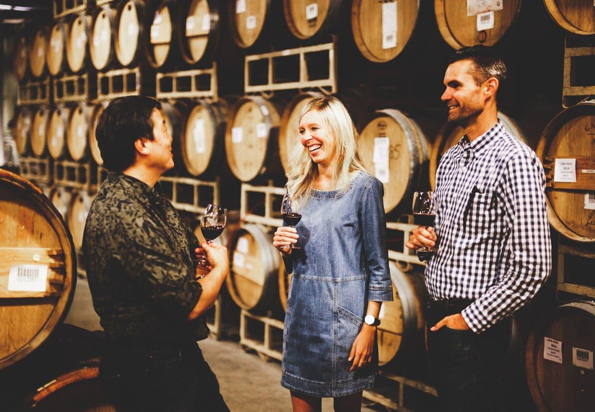 Lange Twins Family Vineyard & Winery