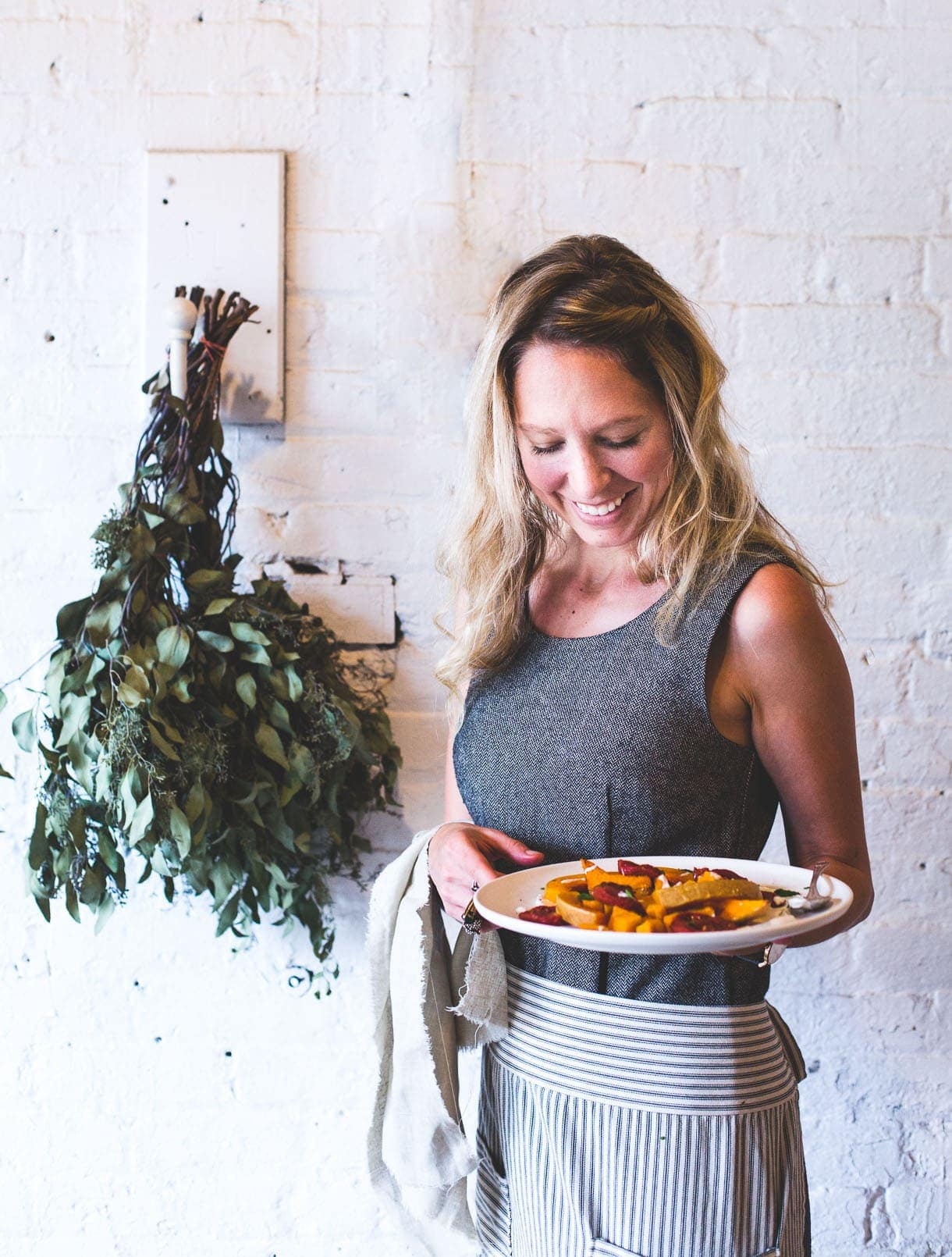 Hosting a Vegetarian Dinner Party {amanda of heartbeet kitchen}