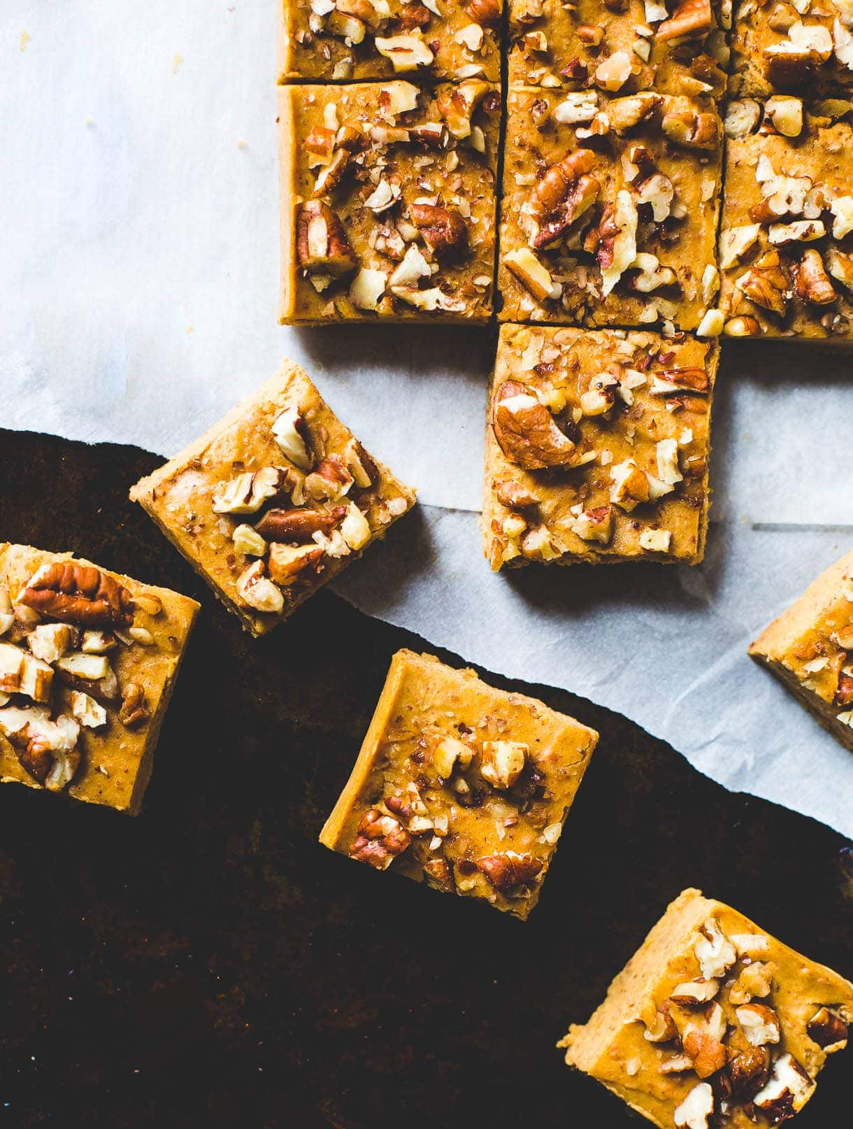 Magic Vegan Pumpkin Pie Fudge