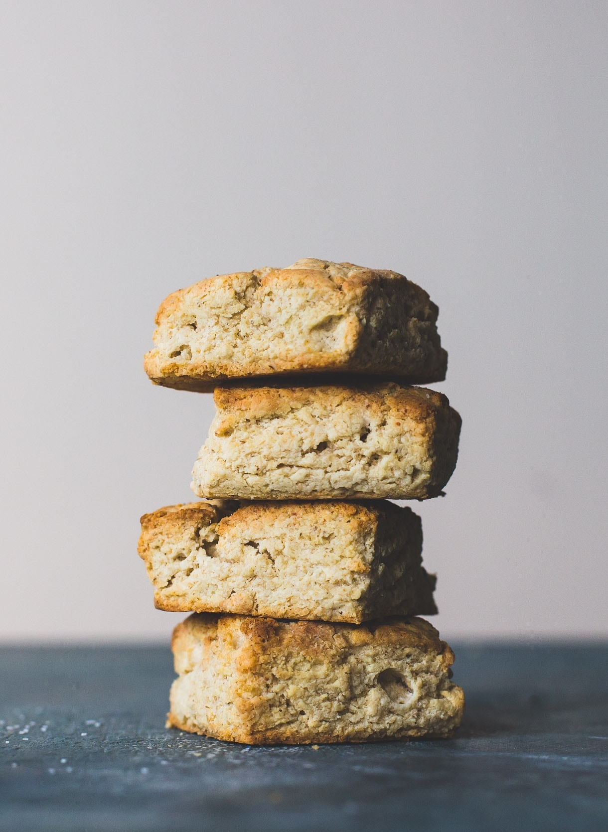 Life Changing Gluten-Free Biscuits {gum-free, nut-free} alternative grain baking