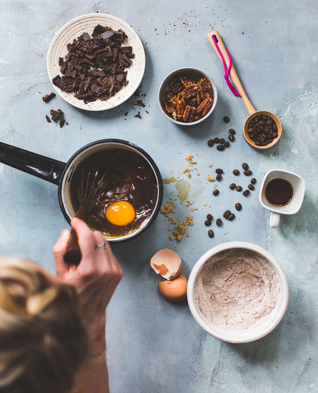 Heartbeet Kitchen - baking photograph - cooking process phot0